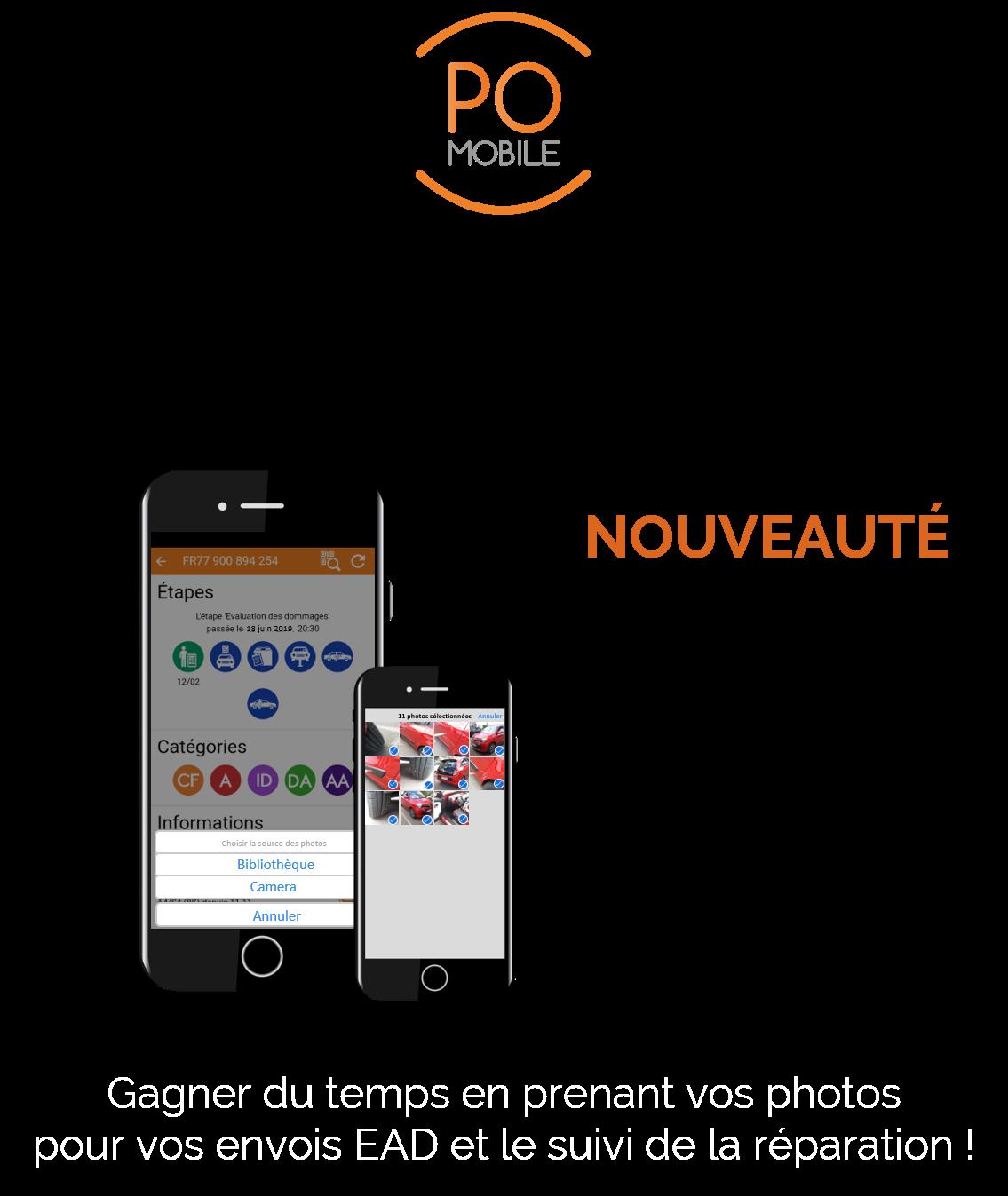 Nouveauté PO Mobile